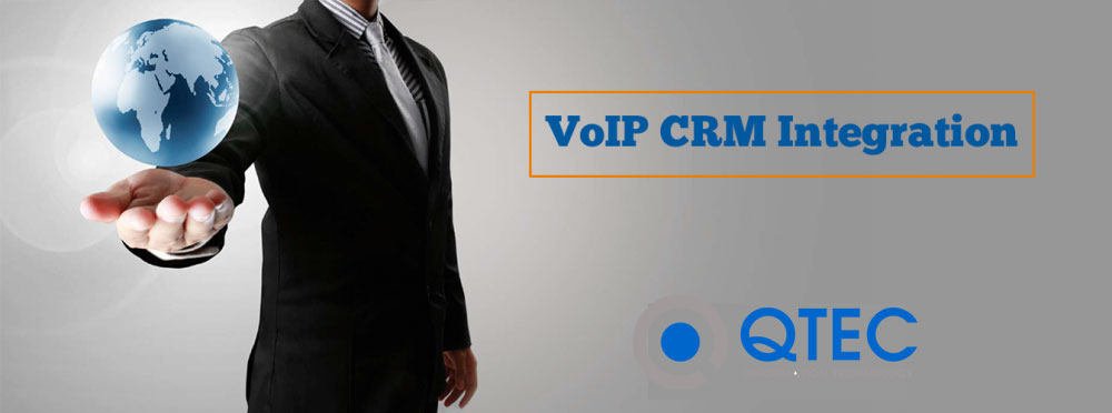 اتصال نرم افزار CRM به تلفن ویپ