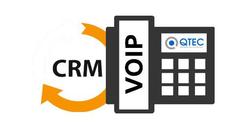مهاجرت از CRM به VoIP