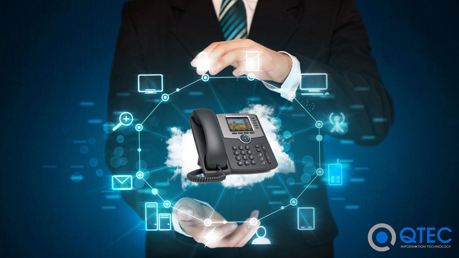 سیستم تلفنی ویپ (VoIP)