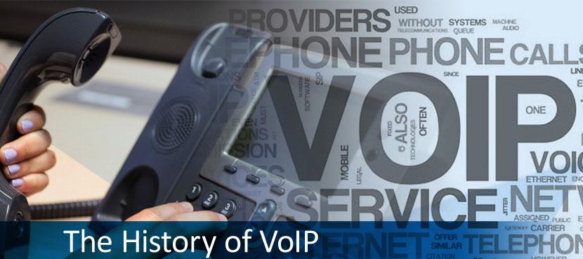 تاریخچه VoIP